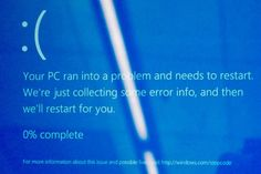 Microsoft is turning the BSOD into a GSOD for users of its Windows 10 beta.