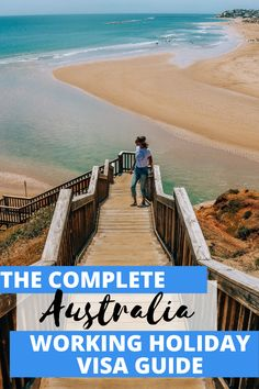 Working Holiday Visa, Working Holidays, Opening A Bank Account, Job Opening, Travel Advice, Travel Guides, Holiday Jobs, Visit Australia, Work Travel
