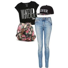 """Untitled #10"" by twentyonexoxo on Polyvore"