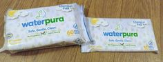 WaterPura™ chemical-free water wipes were developed in 2013 by Emily Frazer, CPSM. When she had her son Archie. Who had red hair and sensitive skin.