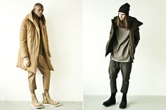 Japanese designerKazuyuki Kumagai has unveiled his Fall/Winter 2016 lookbook, which includes a mix of tailored sportswear pieces.