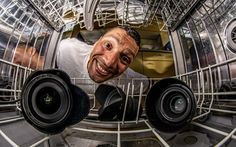 Lens Cleaning by Michiel Buijse