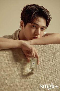 "The Most Handsome Face in K-Pop Historyâ""¢ Kim Myungsoo is stunning in Singles Magazine Lee Jong Suk, Lee Dong Wook, Lee Joon, Nam Woo Hyun, Korean Celebrities, Korean Actors, Btob, Vixx, L Kpop"