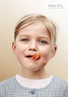 Hiltl Vegetarian Restaurant: Tongue, Girl