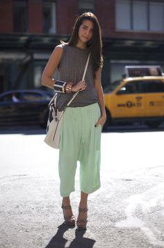 Madeline Andrews Escudero, NYC
