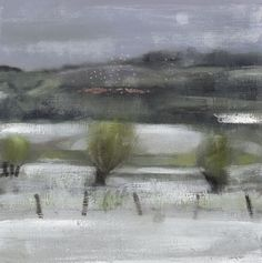 Catherine Binne - Late snow