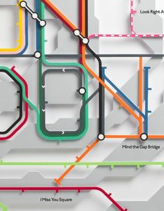 London Poster design 8