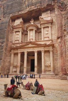 Petra, Jordan #Jordan #Petra