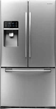 Samsung 29 cu. ft. Bottom-Freezer Refrigerator - Stainless Steel - Appliances - Refrigerators - French Door Refrigerators RFG297HDRS