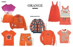 Guía de Tendencias: Moda Niños | Primavera / Verano 2014 | Mar Punk | Revista | MELIJOE.COM