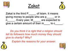 Islamic Studies Worksheets