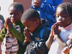 child-like faith can move mountains