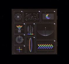 Colours Of The Night by Peter Broderick Back cover, 16 page CD booklet, offset. Graphic Design Posters, Graphic Design Typography, Graphic Design Illustration, Graphic Design Inspiration, 3d Max Tutorial, Layout Design, Design Art, Letras Cool, Creative Design