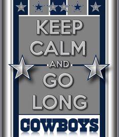 Keep Calm Dallas Cowboys  #dallascowboys #football #keepcalm