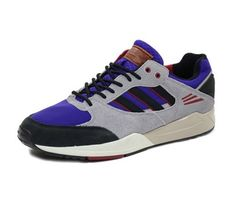 adidas Originals Tech Super – Blast Purple / Black – Aluminium
