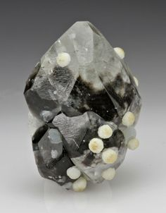 + Calcite with Gyrolite
