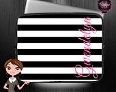 Custom Ipad & Kindle Sleeve, Tablet and E-Reader case, Personalized and Monogrammed