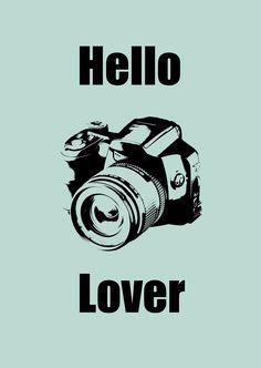 Missie Krissie: Hello Lover *Printable*
