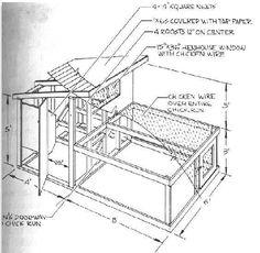 109 Best Coop Building Plans Images Chicken Coops