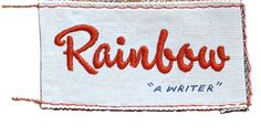 Check out her Rainbow Rowell's website--she's so fun!