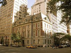 Grace Vanderbilt's last home in New York City