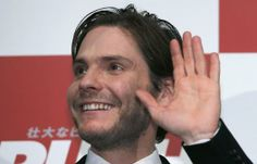 By the time he leaves, I'm sure he'll be able to speak Japanese too. Daniel Bruhl, Crushes, Marvel, Japanese, My Favorite Things, Celebrities, Leaves, Celebs, Japanese Language
