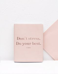 At Stradivarius you'll find 1 'Don't stress do your best' planner for just 9.99 United Kingdom . Visit now to discover this and more Just in.