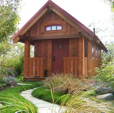 The Biggest Handmade Project Ever: Four Lights Tiny Houses