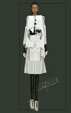 """Geometries"" Sketch 