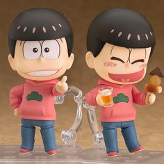 $17.86 (Buy here: https://alitems.com/g/1e8d114494ebda23ff8b16525dc3e8/?i=5&ulp=https%3A%2F%2Fwww.aliexpress.com%2Fitem%2FJapanese-Anime-Figures-Nendoroid-Matsuno-Osomatsu-PVC-Action-Figure-Model-Toy-Christmas-Gift-10CM%2F32731541500.html ) Japanese Anime Figures Nendoroid  Matsuno Osomatsu PVC Action Figure Model Toy Christmas Gift 10CM for just $17.86