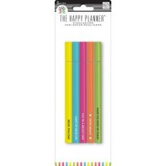 Me & My Big Ideas - Create 365 The Happy Planner - Highlighters - Shine…
