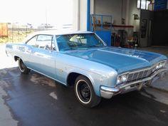 1966 Chevy Impala
