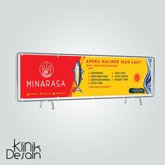 Desain Banner Minarasa by Klinik Desain Ku Banner Design