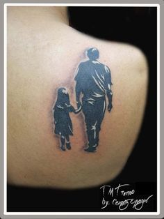 Father And Son Tattoos Ideas Baba cocuk dovmesi father son Father Son Tattoo, Father Tattoos, Tattoo For Son, Son Tattoos, Father And Son, Print Tattoos, Sons, Tattoo Ideas, Artist