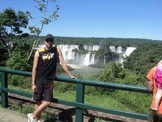 Cataratas do Iguaçu, uma das 7 maravilhas do mundo - Foz do Iguaçu - Paraná - Brasil