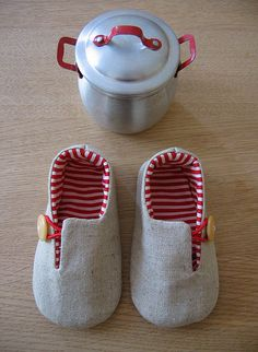 baby shoes - idea