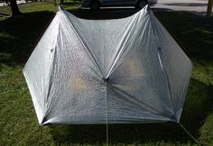 Ultralight Two Person Tent Family Tent, Family Camping, Tent Camping, Camping Ideas, Two Person Tent, Ultralight Tent, Backpack Pattern, Ultralight Backpacking, Appalachian Trail