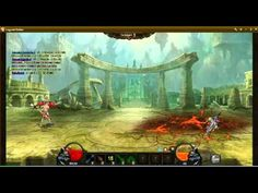 Legend online - Upando para o level 30