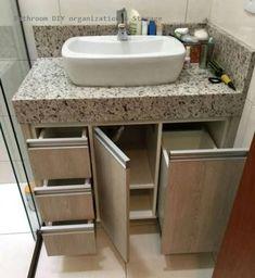 40 simple room decor for small bathroom decor ideas on a budget « Dreamsscape Bathroom Cupboards, Bathroom Storage, Bathroom Organization, Closet Organisation, Bathroom Closet, Bathroom Ideas, Boho Bathroom, Bathroom Renovations, Shower Ideas