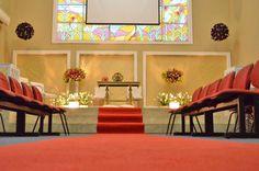 nave da igreja