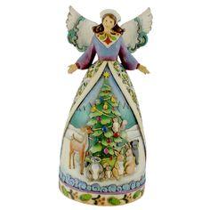 Christmas For All Great And Sma Christmas Figurine