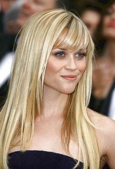 Fringe Hairstyles Inspiration