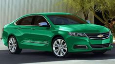 2014 Chevy Impala I will take one of these in any color!! I LOVE THIS CAR!!!