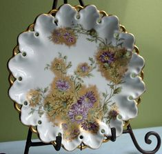 DECORATIVE PLATE | I LOVE LIMOGES 5 ! | Pinterest | France & LIMOGES FRANCE - A. LANTERNIER \u0026 Co. DECORATIVE PLATE | I LOVE ...