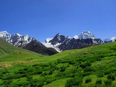 Kashmir Valley; the Paradise on Earth