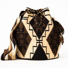 WAYUU TRIBE | Handmade Wayuu Mochilas Boho Bags