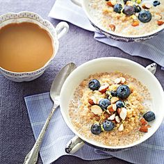 ... on Pinterest | Food network, Mason jar breakfast and Quinoa porridge