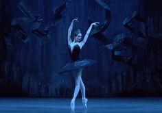 Svetlana Zakharova in the Bolshoi's Swan Lake, Act III