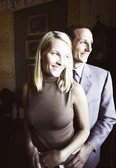 Crown Prince Häakon and Crown Princess Mette Marit of Norway