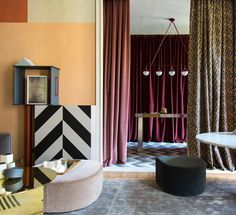 Living room The Tisit